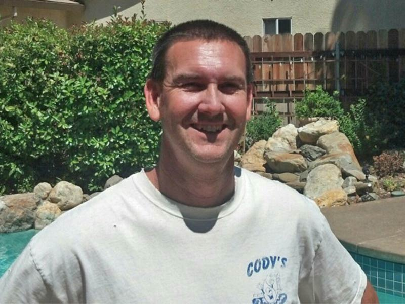 Ron Cody, Owner of Cody's Pool Service